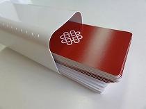 赤カード アマナマナオリジナルロゴケース