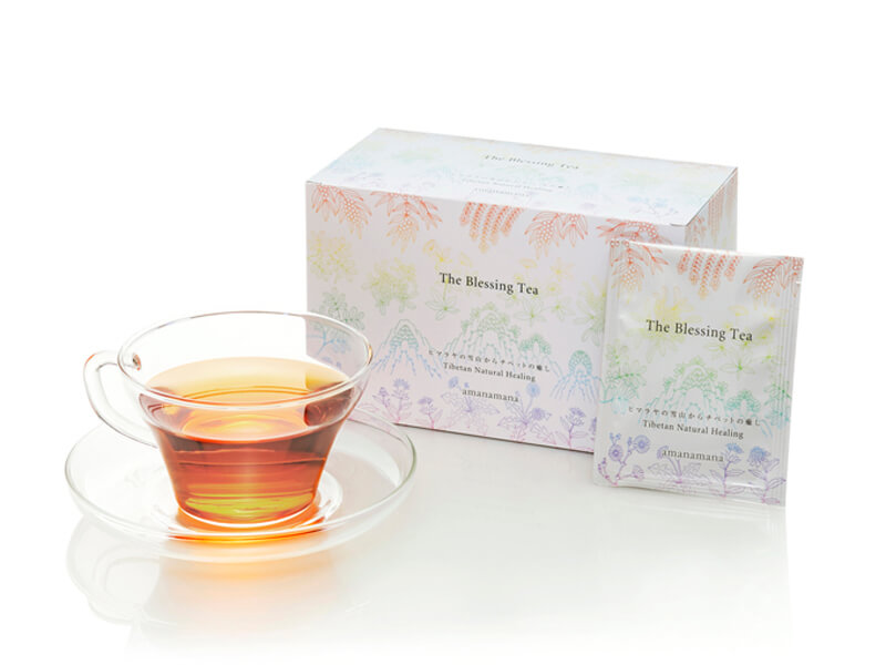 The Blessing Tea 1箱(30包)スッキリ定期コース