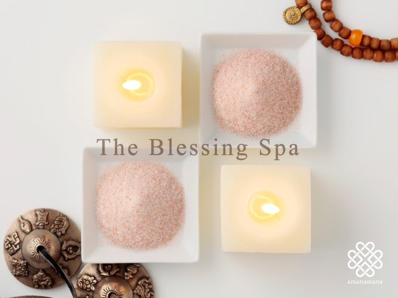 The Blessing Spa 瞑想浄化バスソルト定期コース