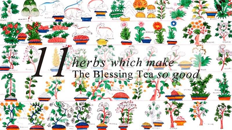 チベットのお茶「The Blessing Tea」が、癒しのプロに人気な5つの理由