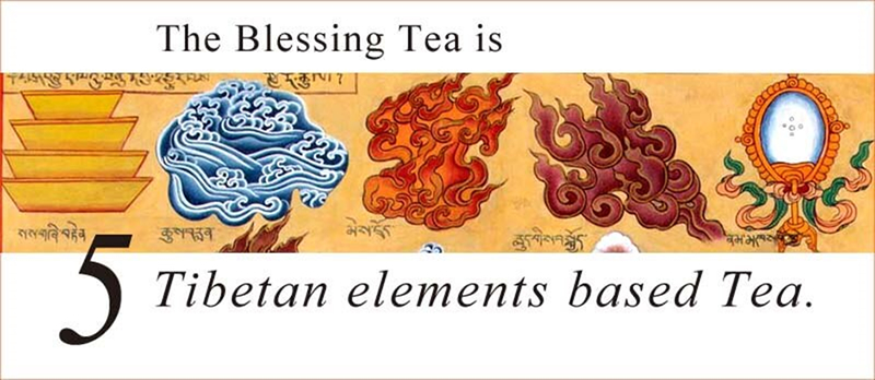チベット医学における五大元素
