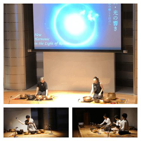 シンギングボウル倍音ライブ2019
