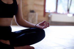 ティンシャで瞑想